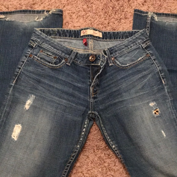 Women's BKE  Star jeans 30x33 1/2